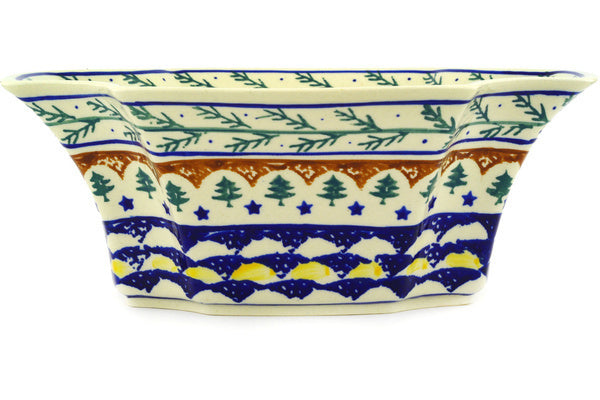 "8"" Serving Bowl - Evergreen 