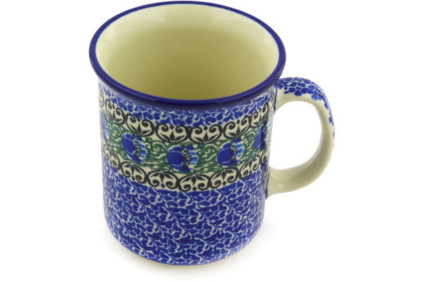 10 oz Mug - 1513X | Polish Pottery House