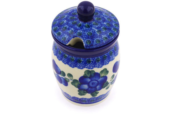 6 oz Sugar Bowl - Heritage | Polish Pottery House
