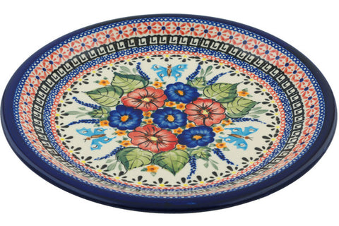 "9"" Luncheon Plate - Butterfly Garden 