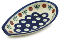 "5"" Spoon Rest - Blue Old Poland 