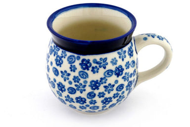 12 oz Bubble Mug - Confetti | Polish Pottery House