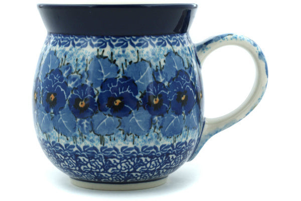 15 oz Bubble Mug - U3639 | Polish Pottery House