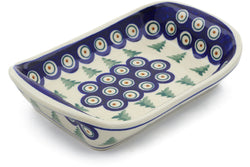 "7"" Platter with Handles - D101 