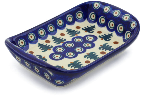 "7"" Platter with Handles - D102 