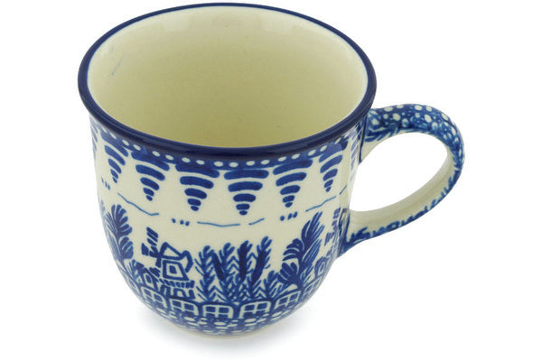 10 oz Mug - U1409 | Polish Pottery House