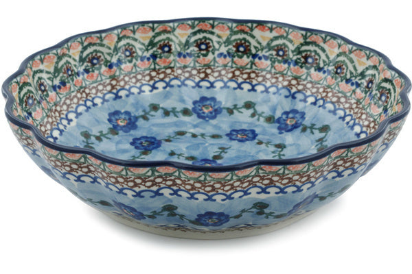 10 cup Serving Bowl - U590 | Polish Pottery House