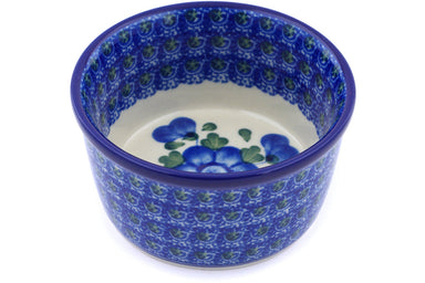 6 oz Ramekin - Heritage | Polish Pottery House