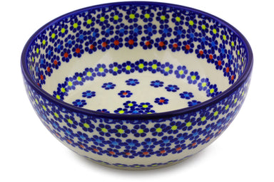 4 cup Serving Bowl - P9286A | Polish Pottery House