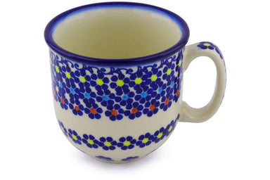 10 oz Mug - P9286A | Polish Pottery House