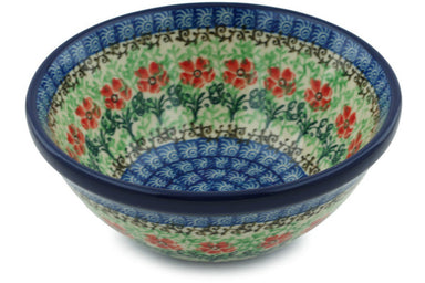 12 oz Dessert Bowl - Cosmos | Polish Pottery House