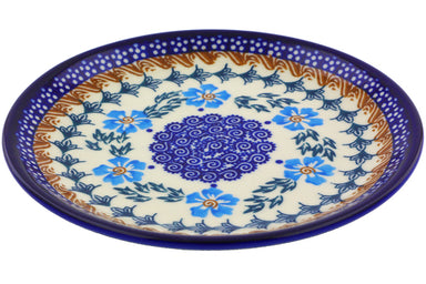 "7"" Bread Plate - P9290A 