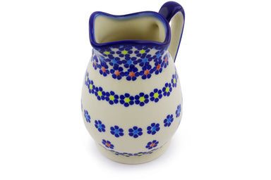 11 oz Creamer - P9286A | Polish Pottery House