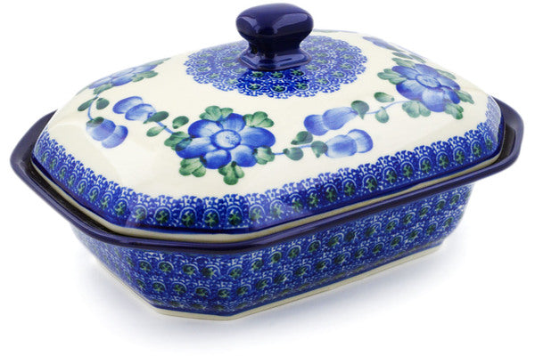 "8"" Covered Baker - Heritage 