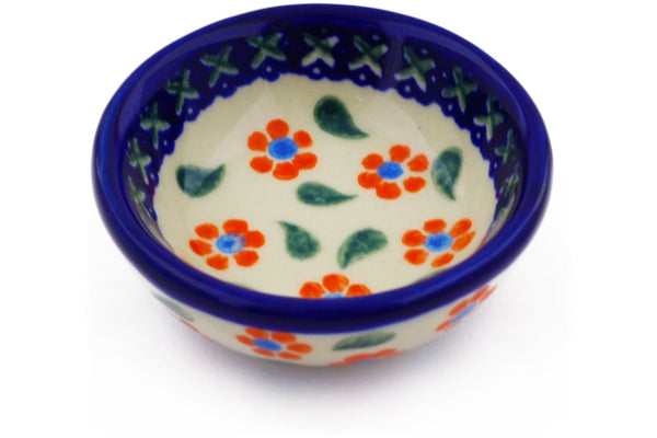 2 oz Condiment Bowl - D5 | Polish Pottery House