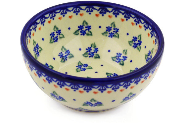 3 cup Cereal Bowl - D33 | Polish Pottery House