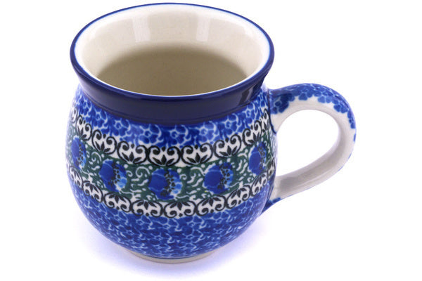 12 oz Bubble Mug - 1513X | Polish Pottery House