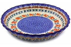 "10"" Fluted Pie Plate - P9291A 