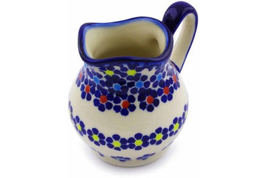 4 oz Creamer - P9286A | Polish Pottery House