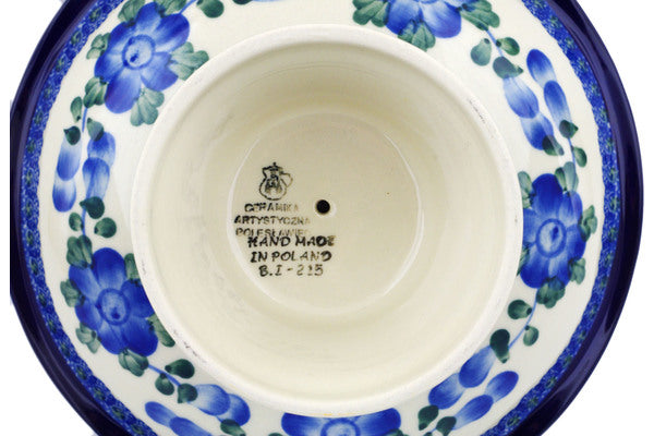 "8"" Pedestal Bowl - Heritage 