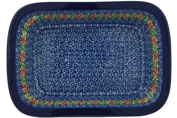 "7"" x 10"" Rectangular Baker - 1651X 