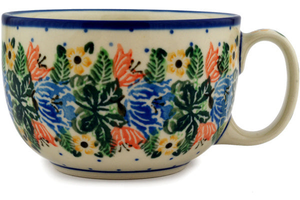 13 oz Cup - U3295 | Polish Pottery House