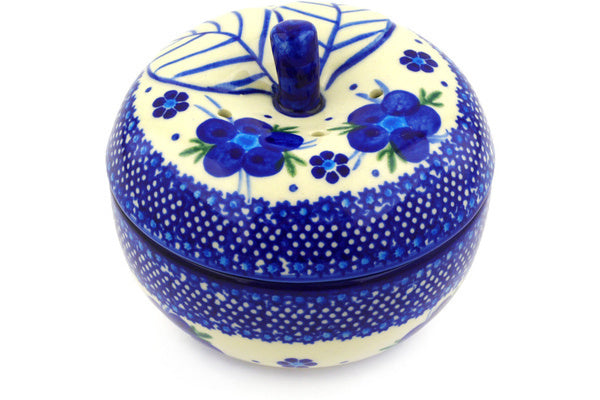 15 oz Apple Baker - D1 | Polish Pottery House
