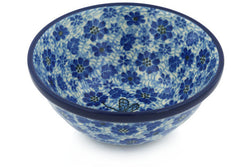 12 oz Dessert Bowl - Dragonfly | Polish Pottery House