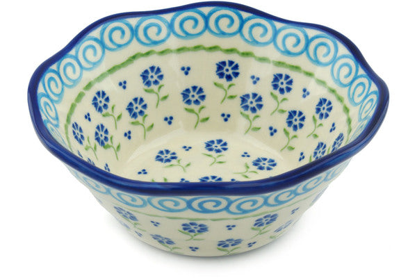 29 oz Fluted Bowl - D35 | Polish Pottery House