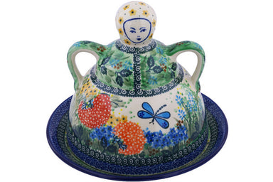 "8"" Cheese Lady - Whimsical 