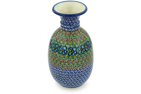 "8"" Vase - Moonlight Blossom 