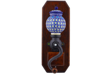 "7"" Hanging Coffee Grinder - P6739A 