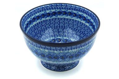 16 cup Serving Bowl - U3639 | Polish Pottery House