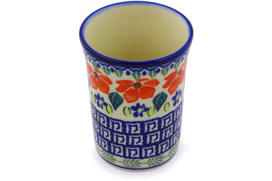 7 oz Tumbler - Athens Prairie | Polish Pottery House