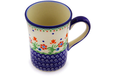 7 oz Mug - D19 | Polish Pottery House