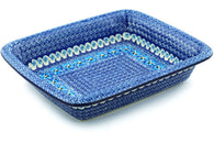 "11"" x 14"" Rectangular Baker - U651 