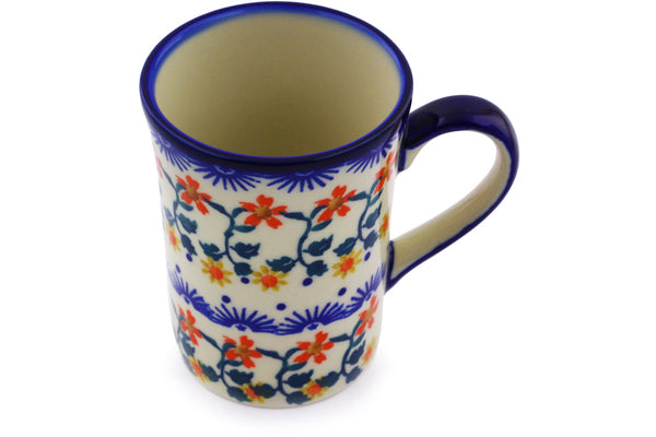 7 oz Mug - P9289A | Polish Pottery House