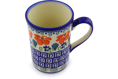 7 oz Mug - Athens Prairie | Polish Pottery House