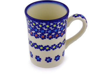7 oz Mug - P9286A | Polish Pottery House