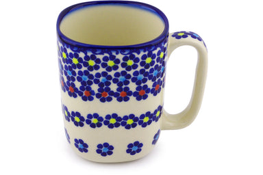 9 oz Mug - P9286A | Polish Pottery House