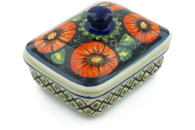 "6"" Butter Dish - P4796A 