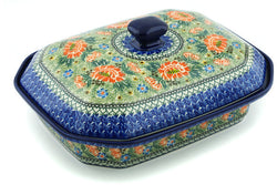 "12"" Covered Baker - U2218 