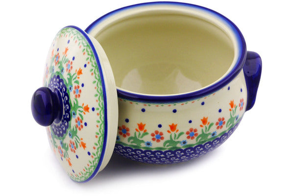 5 cup Soup Tureen - D19 | Polish Pottery House