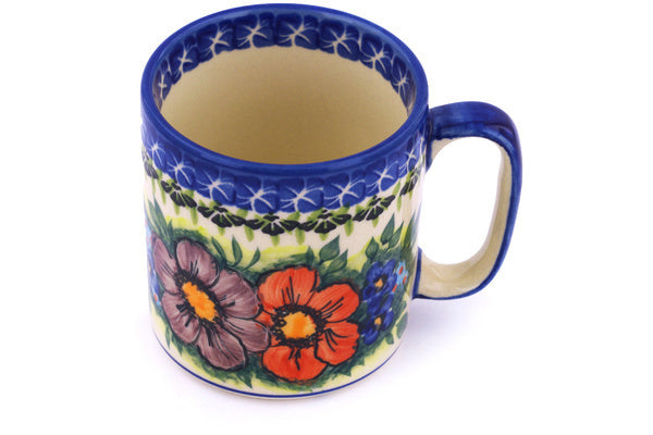 13 oz Mug - P7490A | Polish Pottery House