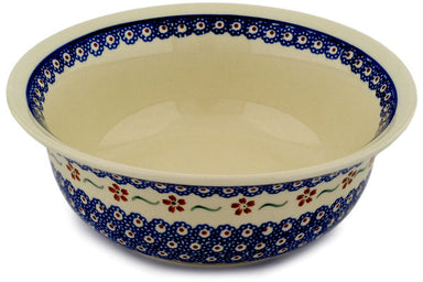 8 cup Serving Bowl - 864 | Polish Pottery House