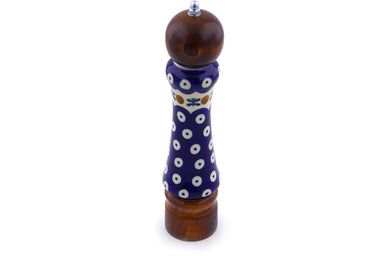 "8"" Pepper Grinder - Old Poland 