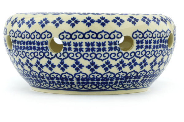 "7"" Warmer - Blue Damask 
