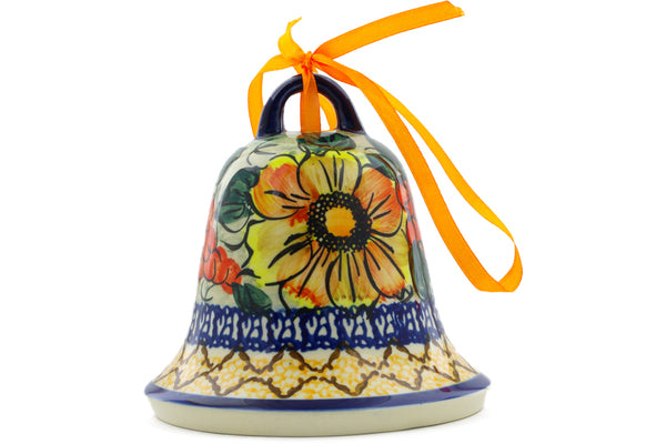 "5"" Bell Ornament - P4794A 