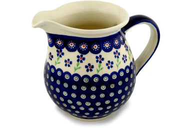 7 cup Pitcher - 912 | Polish Pottery House