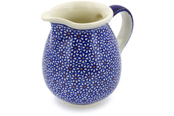 3 cup Pitcher - 120 | Polish Pottery House